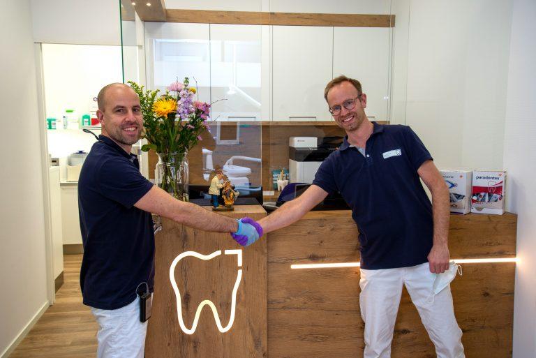 Nieuwe tandarts